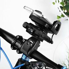 MEILAN 3-IN-1 LED Bike Light + Power Bank Phone Charger + Mobile Phone Holder