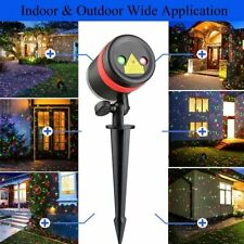 Landscape Ligths Christmas 8 Patterns 1 Landscape Spotlights Red Green Waterproo
