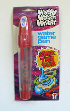 Vintage WACKY WATER WRITER SINK THE SUB Water Game Pen MOC 1970's