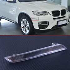 Right Clear Side Front Bumper Reflector 63147187088 fit for BMW X6 E71 E72 08-14