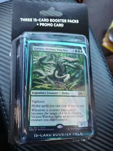 Magic The Gathering Cards - MYSTERY Three 15 - Card Booster Packs + Promo Card