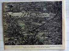 1955 Composite Photo Showing Scheme For Rehabilitation Southwark Camberwell
