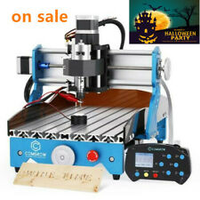 High Precision 40w Cutting Engraver Pre Assembled Cnc Wood Carving Machine Us