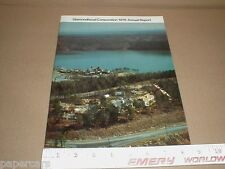 Diamondhead Corp 1976 Annual Report Stock Pinehurst NC country club golf course