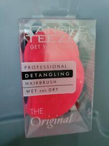 Tangle Teezer Professional Detangling Hair Brush Pink