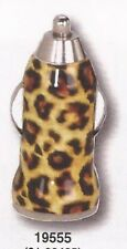 Leopard USB Car Charger Iphone Ipod & Android Smartphone  [#19555]
