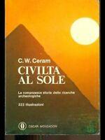Civilta' Al Sole,Ceram  ,Oscar Mondadori ,1970