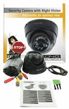 Konig 420TVL CCTV Colour Dome Camera BNC CCD 24 LED Nighvision inc 18m Cable
