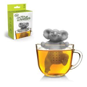 Tea Dweller Koala - Fred Silicone Tea Leaf Strainer Infuser **FREE DELIVERY**