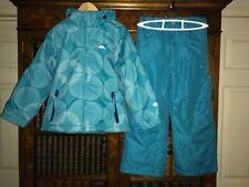 Girls' Turquoise Trespass Ski Suit - Age 3-4 - New