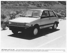 1988 Subaru Justy Press Photo 0035