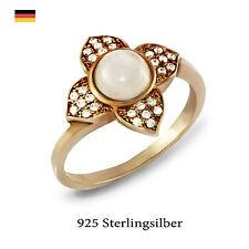 Echtschmuck-Ringe im Statement mit Cabochon-Schliffform für Damen