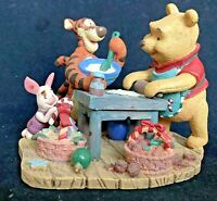Disney Simply Pooh Holidays are much Sweeter with Hunny Tigger Piglet Baking