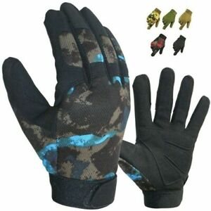 Outdoor Sports Camping Gloves Full Finger Cycling Gloves Army Tactical Gloves