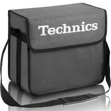 c71f6fd529 TECHNICS DJ BAG (grigio / grey) borsa bag x contenere trasportare 60 vinili