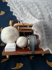 Electric spinning wheel for spinning any yarn