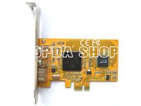 1PC CX23881 video capture card PCIe interface compatible sdk2000 #ZH