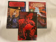 League of Extraordinary Gentlemen Vol 2 3 6 book 3 4 Alan Moore America's best