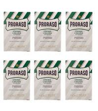 6pz PRORASO Crema Liquida Dopobarba rinfrescante e tonificante 100ml after shave