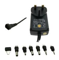 121AV Universal AC/DC Mains Plug Power Supply Charger Adapter 2250mA 3V-12V O/P
