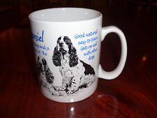 Norfolk China Ceramic Mug THE COCKER SPANIEL