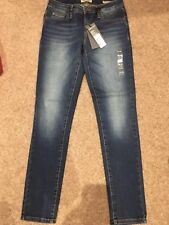 BNWT Guess Jeans Ladies Womens Mid Curve Slim Skinny Power 28R Next 10/12