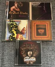 Erykah Badu Lot 5 CD Live Single On & On remixes Live Mama's Gun New Amerykah