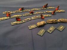 Painted 6mm. Navwar. Russian - Japanese War. Russian Fleet.