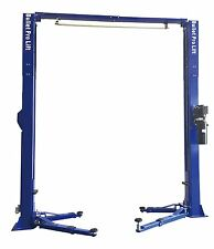 BulletPro BP40M 2 post clear floor vehicle hoist 4 ton car lift Free 4WD adaptor