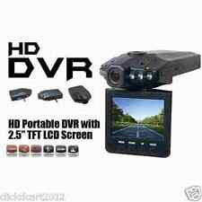 "HD Car Vehicle CCTV Camera 2.5"" TFT LCD DVR Recorder"