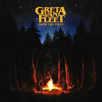 Greta Van Fleet - From The Fires - Vinyl LP *NEW & SEALED*