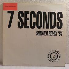 """Lovers – 7 Seconds (Vinyl 12"""", Maxi 45 Tours)"""