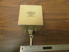 Comstron Phase-Locked RF Signal Source PLS-7377-1116 Oscillator  HP 5350 Counter