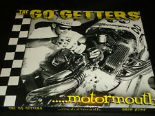 THE GO GETTERS: .....MOTORMOUTH CD — Swedish Neo-Rockabilly — Goofin' Records