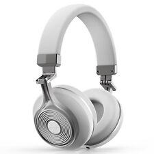 Bluedio T3 (Turbine) Bluetooth Kopfhörer Wireless Headphons Stereo Headset  Weiß