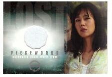 "LOST TV Serie Season 1 Premium Pieceworks Trading Card PW-10 Yunjin Kim ""Sun"" #3"