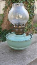Vintage Kelly Pixie Nursery Paraffin Lamp Safety Night Oil Light