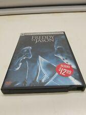 Freddy vs. Jason Dvd 2 Disc Horror Rated R Widescreen