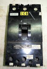(X9-10) 1 Square D Kal3125 Circuit Breaker