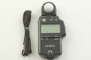 [Exc+++++] Minolta Auto Meter IV F Digital Exposure Light Meter From JAPAN 10635