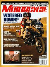 Motorcycle Rides & Culture Magazine Mar/Apr 2014 - BMW R1200GS, Yamaha Triple