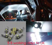 13x White LED Light Interior Package Kit For Mitsubishi Montero Pajero 2000-2006