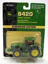 1/64 Ertl John Deere 8420 European Edition Tractor