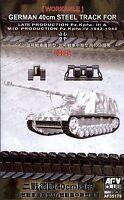 AFV Club 1/35 AF35179 WWII German 40cm WORKABLE Track for Pz.Kpfw.III & IV