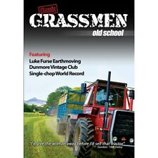 Grassme Old School DVDs/New/Sealed/Tractors/Ireland/UK/Free Post/Country/Farming