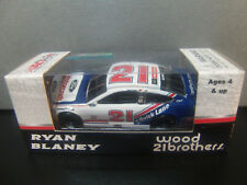 Ryan Blaney 2017 Motorcraft Darlington #21 Fusion 1/64 NASCAR Monster Energy