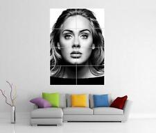 Adele 25 Gigante Pared Arte Foto impresión de Foto Afiche