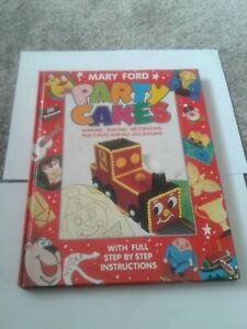Mary Ford party cakes, cake making and decorating
