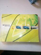 Manual de usuario Renault Megane 2