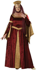 Maid Marian Woman Medieval Costume by Incharacter Historical New Adult